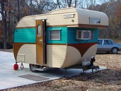 1963 14ft. Yellowstone Camper