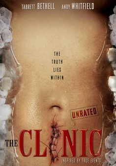 The Clinic  This horror tale begins with a young engaged couple driving through the Australian outback on Christmas Eve, then morphs into the proverbial small-town nightmare when the pregnant fiancée disappears -- leading to much, much worse.