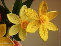 Тюльпаны и нарциссы - любимые мартовские цветы! Эти хрупкие, нежные цветочки всегда приносят в дом дыхание весны! фото 4