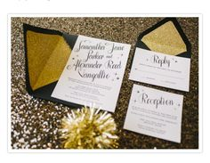 Invitations..love everything about this