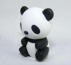 Panda Eraser