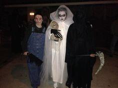 Loving Family (Halloween Oddities)