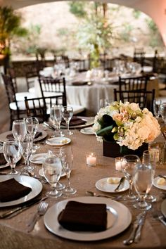 Centerpiece idea  Wed. Party Rentals  Pinterest  Centerpiece Ideas