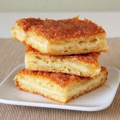 Easy Cream Cheese Bars