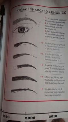 – # cejas – The World Eyebrow Makeup Tips, Permanent Makeup Eyebrows, Contour Makeup, Skin Makeup, Beauty Makeup, Mircoblading Eyebrows, How To Do Eyebrows, Eyebrow Design, Eyebrow Tattoo