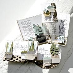Elizabeth Craft Designs, Potted Plants, Cactus Plants, Flower Pots, Flowers, Diy Cards, Birthday Cards, Blog, Card Making