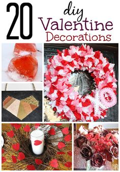 20 Best DIY Valentine Decorations You Can Make