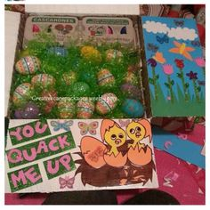 Filled easter care package for my soldier care packages filled easter care package for my soldier care packages pinterest easter gift and soldier care packages negle Images