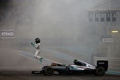 2016 Abu Dhabi GP - Nico Rosberg (Mercedes)