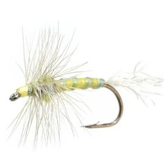 Real Easy Mayfly (Video) Fly Fish Food -- Fly Tying and Fly Fishing : Dry Flies