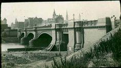 Princes Bridge, Swanston Street, Melbourne, Victoria, circa 1890
