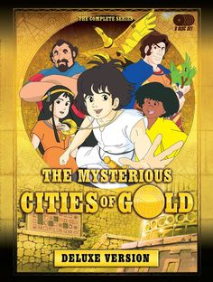 The Mysterious Cities of Gold - Αναζήτηση Google