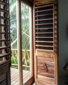 Fabricación De Puerta Para Residencia En Sian Kaan #ziankaan #doors  #tropicaldoors #furniture