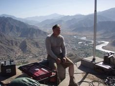 Afghanistan Through My Eyes by Dave Bibler