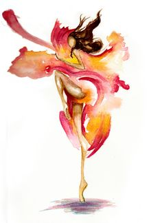 fashion illustration by Claire Ashley Thompson