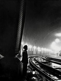 Josep Closa - Train Station, Undated