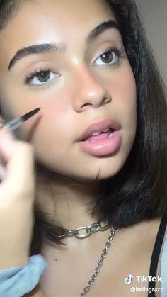 Makeup Eye Looks, Cute Makeup, Glam Makeup, Pretty Makeup, Simple Makeup, Skin Makeup, Natural Glowy Makeup, Natural Everyday Makeup, Make Up Looks