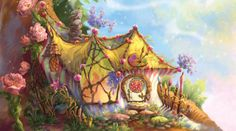 The Fairies of Pixie Hollow |