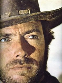 Clint Eastwood, a man with great expression and when he smiles his eyes just light up. It's all about the expression http://www.theheadshotguy.co.uk/its-all-about-the-expression/