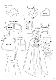Eugenie Cocktail Dress Pattern - Page 3 of 3