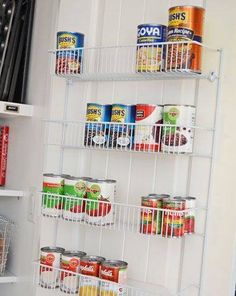 How To Turn A Plain Cabinet Into A HyperOrganized Pantry Pantry