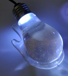A Light Bulb - Ladies and Gents.