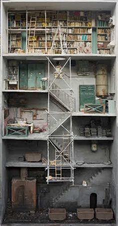Marc Giai Miniet - Memoria, 2012 (120x60x13cm)