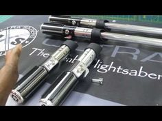 Omg a place that makes light sabers and they are real ones and the prices are great!!                              PS- the prices aren't great.                          -Nova