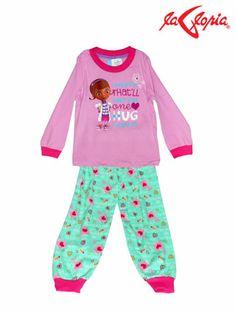 Pijama de la Doctora Juguetes encuentrala en 3er.Piso