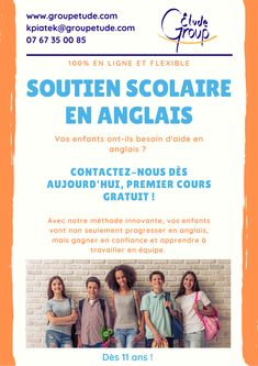 Besoin d'apprendre l'anglais? Suivez nos cours! Learn English, Learning, How To Learn English, English Help, Test Prep, First Language, French Lessons, Learning English, Studying