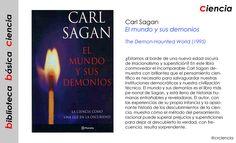 Carl Sagan - El mundo y sus demonios (1995)