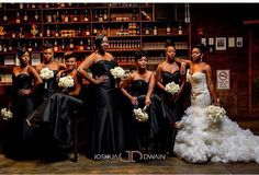 """""""This picture is giving me life! Photo by @joshua_dwain. Wedding planned by @ellybevents #ebweds #weddingsonpoint"""""""