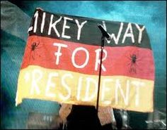 Mikey Way for President and solve all the worlds problems. It's that simple