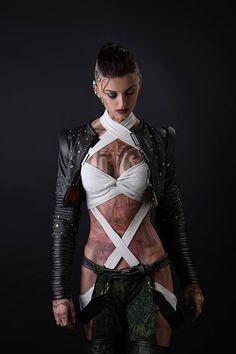 Mass Effect,фэндомы,ME косплей,ME фанатское,ME персонажи,Jack,ormeli