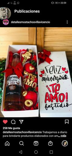 Fruit Decorations, Surprise Box, Strawberry Fruit, Diy Gifts For Boyfriend, Ideas Para Fiestas, Something Sweet, Happy Anniversary, Love Is Sweet, Baby Boy Shower