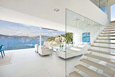Mallorca Gold luxury waterfront villa in Spain