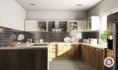 12 Grey Kitchens That Are Drop Dead Gorgeous Open Kitchen Interior, Open Kitchen Cabinets, Contemporary Kitchen Cabinets, Kitchen Design Open, Best Kitchen Designs, Kitchen Layout, Home Decor Kitchen, Open Kitchens, Kitchen Furniture