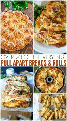 The Best Bread Roll Recipes