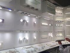 IKEA照明ダウンライトもある。