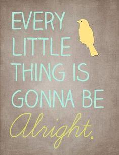 three little birds | Three Little Birds - Bob Marley | Quotes & Sayings