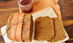 """""""Mixed Grain Bread"""" """"the resulting loaf is hearty, nutty, and flavorful. Perfect for slathering with almond butter and honey, or a smear of grainy mustard and some sliced turkey. Or eaten warm from the oven (screw the cool completely!) with melt-y Nutella."""""""