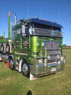 Show Trucks, Big Rig Trucks, Custom Big Rigs, Custom Trucks, Kenworth Trucks, Chevy Trucks, Logging Equipment, Heavy Equipment, Old Lorries