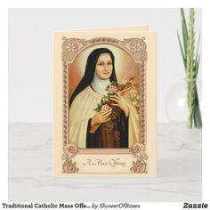 Vintage Flower Backgrounds, Vintage Flower Prints, Vintage Flowers, Thank You Card Size, Thank You Cards, Note Cards, Catholic Mass, Catholic Saints, St Therese