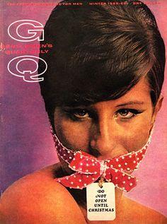 Barbra Streisand - GQ Winter 1965