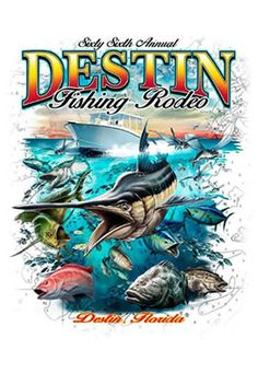 Destin Charter Fishing - Deep Sea Fishing in Destin, Florida
