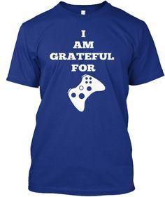 Grateful for Gaming
