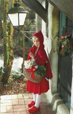 roodkapje efteling roodkapje sprookjesbos