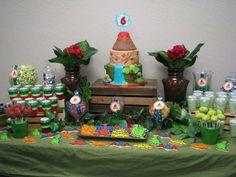 Jonah's Prehistoric 6th Birthday! | CatchMyParty.com
