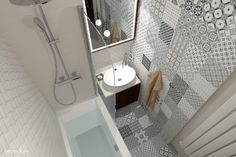 MALÉ KÚPEĽNE - Riešenia & Dizajn / BENEVA Alcove, Bathtub, Bathroom, Bath Tube, Bath Tub, Bathrooms, Bathtubs, Bathing, Bath