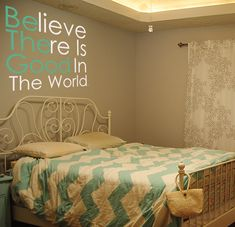 Be the Good Wall Decal